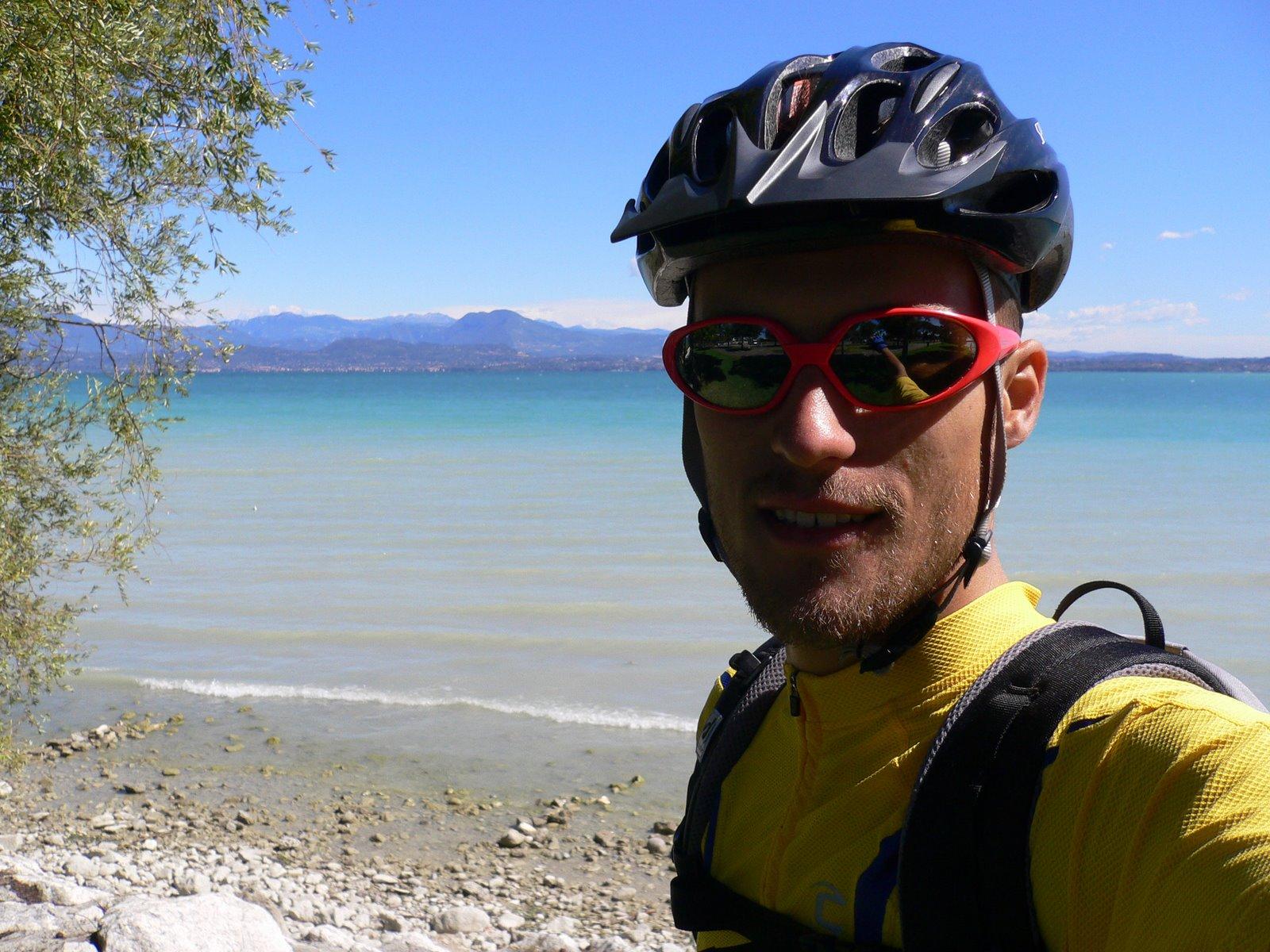 Einmal um den Gardasee