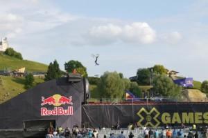 X-Games BMX Big Air