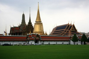 Sightseeing in Bangkok 2009