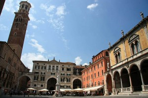 Sightseeing in Verona