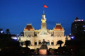 Ho Chi Minh City und Mekong in Vietnam