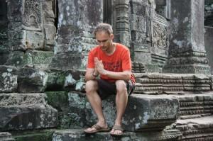 Phnom Penh und Ankor Wat in Kambodscha