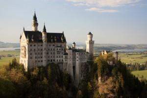 Schloss Linderhof und Neuschwanstein