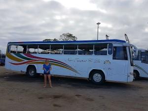 Unterwegs auf Fiji