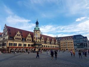 Stadtgeschichtliches Museum Leipzig, Altes Rathaus