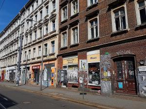 Eisenbahnstrasse