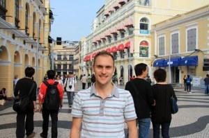 Sightseeing in Macau