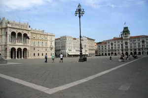 Sightseeing in Trieste