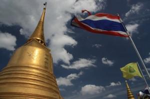 Sightseeing in Bangkok 2012